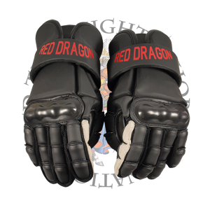 red dragon gloves